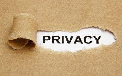 GDPR E INFORMATIVA PRIVACY