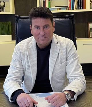Foto dell'Avvocato Stefano Bettiol, dello studio legale Bettion, con sede a Belluno e Treviso